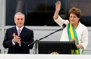 Dilma e Michel
